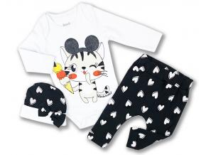 oblečenie pre bábätká mačička