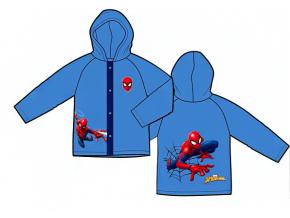 prsíplášť pre deti spiderman