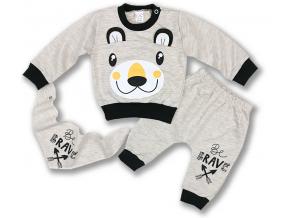 oblečenie pre bábätká set lion1