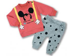 oblečenie pre bábätká set mous
