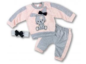 oblečenie pre bábätká set zajko