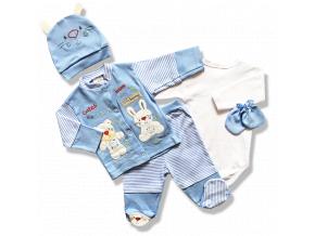 kojenecky viac dielny set pre novorodencov