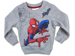 detské oblečenie spiderman pulover2