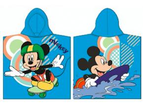 pončo pre deti mickey mouse,