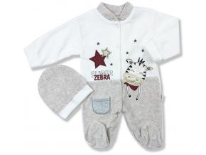 dupačky pre bábätká set zebra1