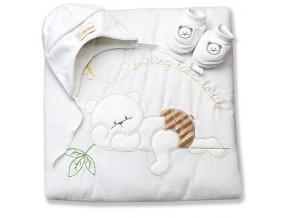 kojenecké oblečeniespací vak 3v1