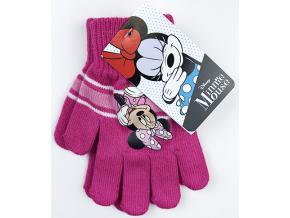 detské oblečeni rukavice minnie mouse1