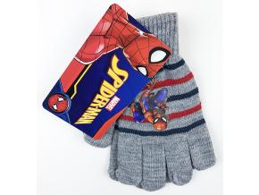 detské oblečeni rukavice spiderman1