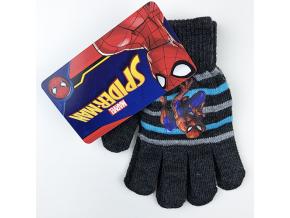 detské oblečeni rukavice spiderman2