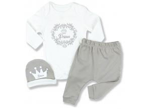 kojenecké oblečenie set prince1