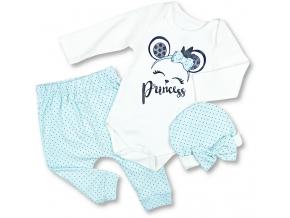 oblečenie pre bábätká princess mini