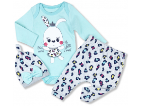 kojenecké oblečenie set zajko