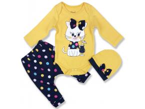 kojenecké oblečenie bodkovaný