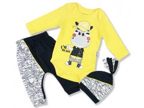 kojenecké oblečenie vzebra