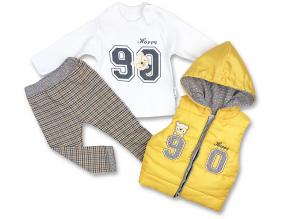oblečenie pre bábätká happy hippil