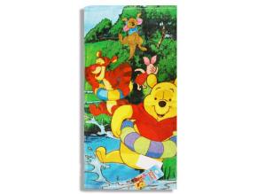Detský uterák DISNEY - MACKO PU1 (35 x 65)