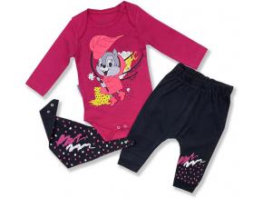 miniworld set veverička oblečenie pre bábätká