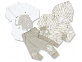 oblečenie pre bábätká elci slonik