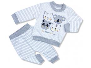 oblečenie pre bábätká esa koala