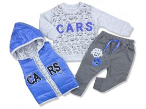 oblečenie pre bábätká hippil cars