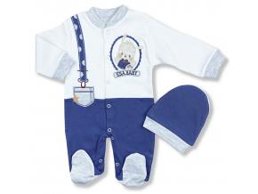 oblečenie pre bábätká esa zajko