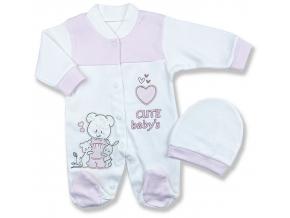 oblečenie pre bábätká omorfy baby set