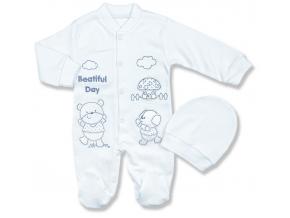 oblečenie pre bábätká ESA 1 set.