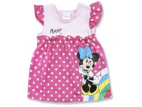 kojenecké oblečenie šaty minnie2