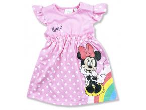 kojenecké oblečenie šaty minnie1