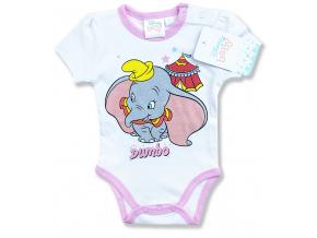 kojenecké oblečenie body dumbo