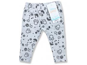 oblečenie pre bábätká minnie legíny2.