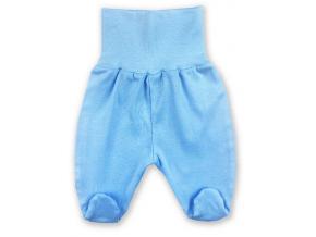 kojenecké dupaačky modré2