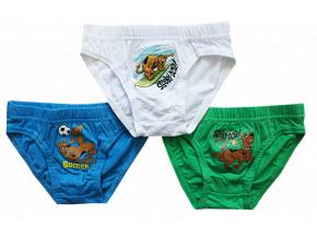 Chlapčenské spodné prádlo - Scooby Doo