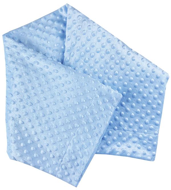 Detská deka - FLUFFY, modrá 80x100cm