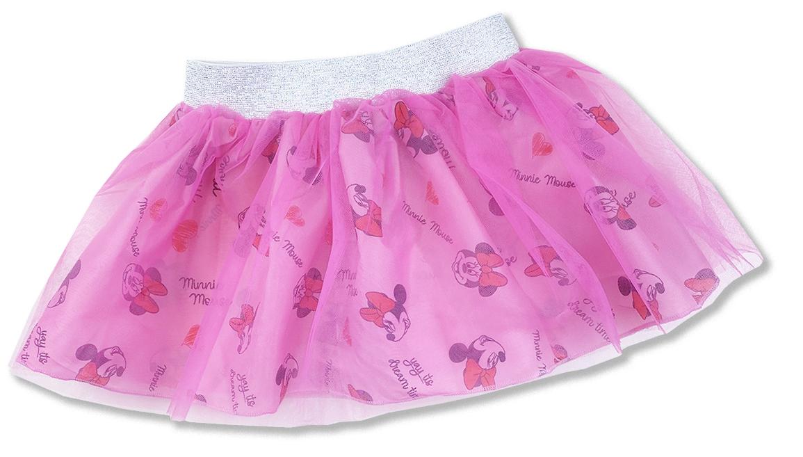 Tutu suknička pre deti-Minnie Mouse, pink veľkosť: 116