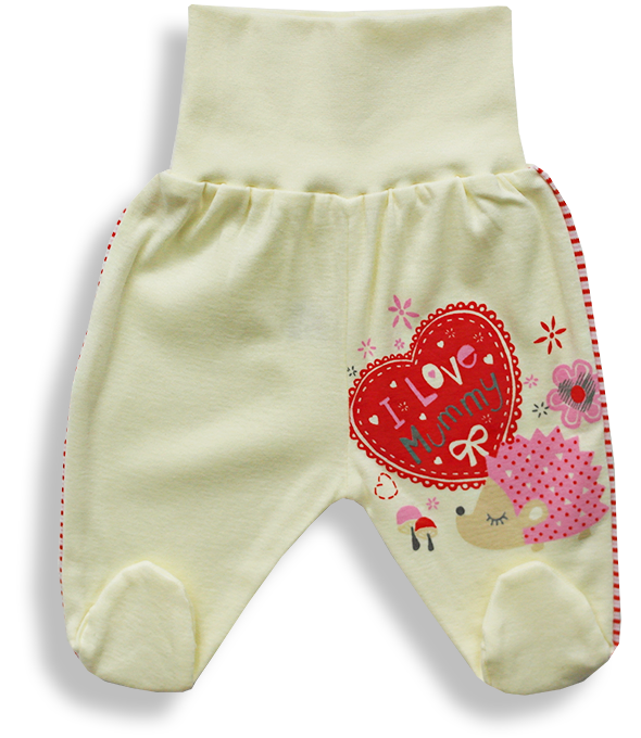 Polodupačky pre bábätká - Mummy veľkosť: 62