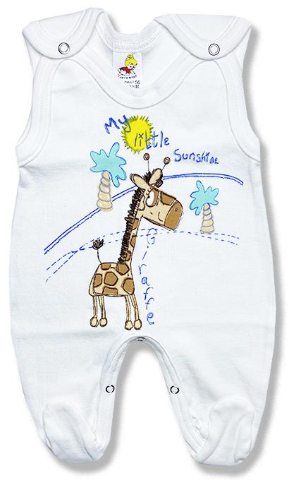 Dupačky pre bábätká - Žirafa veľkosť: 74