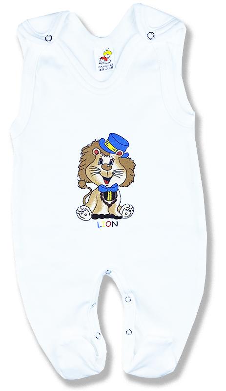 Dupačky pre bábätká - Lion veľkosť: 68