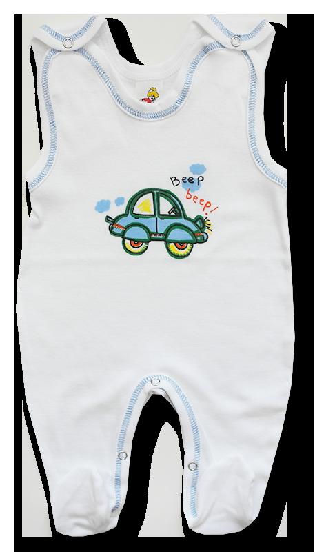 Dupačky pre bábätká – Beep veľkosť: 74