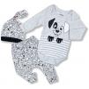 3dielny kojenecký set - Psíček