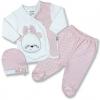 3dielny kojenecký set - Spinkajúci Macík