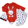 oblečenie pre bábätká#zajko