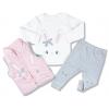kojenecké oblečenie necix zajko1
