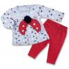 oblečenie pre bábätká lienka1