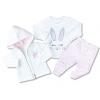 oblečenie pre bábätká necix zajko