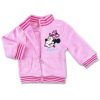 Plyšová mikina pre bábätká kojenecké oblečenie m1