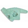 Detské pyžamo - BEAR, zelené