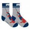 Detské ponožky Disney - Spiderman NEW, sivé