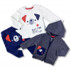 oblečenie pre bábätká psík