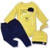 3dielny kojenecký set kojenecké oblečenie1